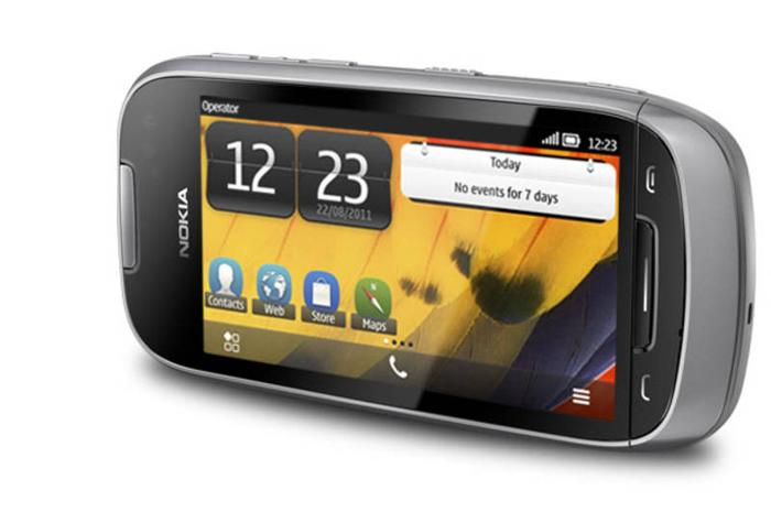 Nokia 701, 8MP Camera, 16GB Memory, NFC