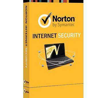 Norton Internet security software license