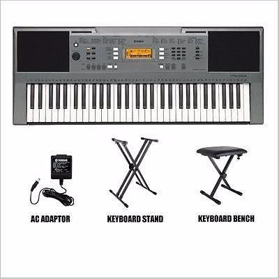 Now till 31st July 2016 | Yamaha Keyboard PSR E353