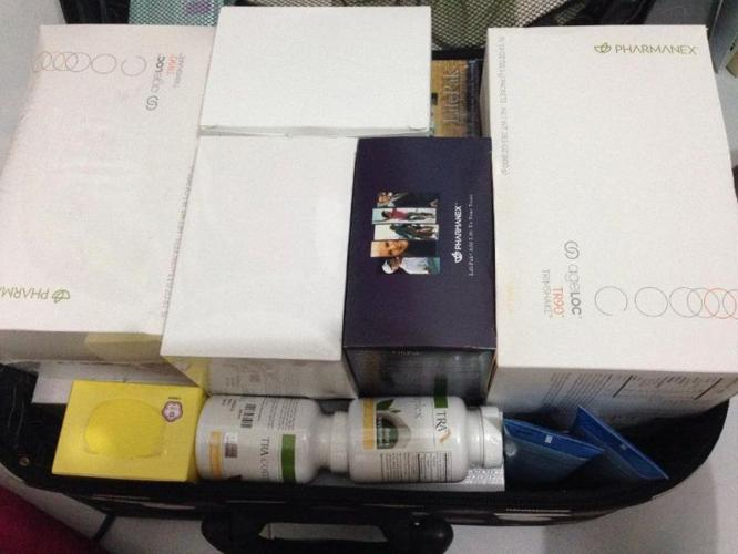 NuSkin Tr90 & LifePak to let go. Free Pharmanex