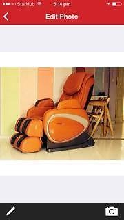 Ogawa message chair - new condition