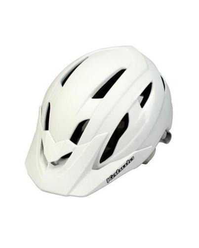 OGK Kabuto FM-8 Helmet - Matte White