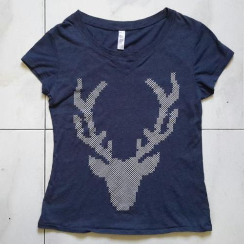 (On RESERVED) Cotton On Body Blue Tee shirt