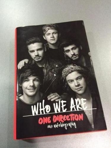 One Direction:Who We Are Book