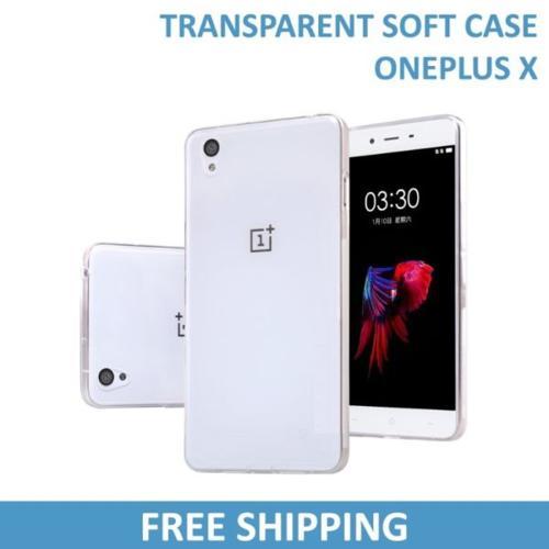 OnePlus X Transparent Case / Cover