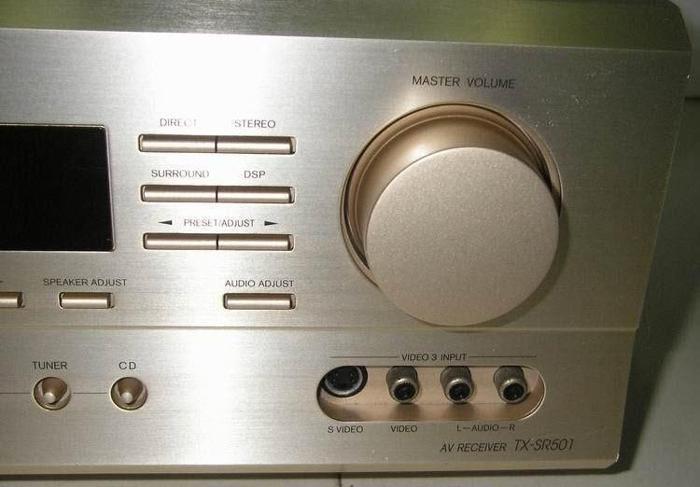 Onkyo TX - SR501 6 1 - Channel AV Receiver / Amplifier for Sale in