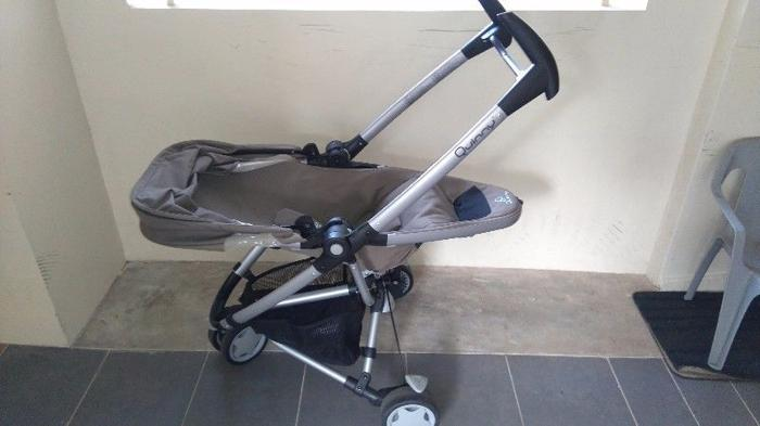 Only one week used quinny zapp xtra 2 stroller