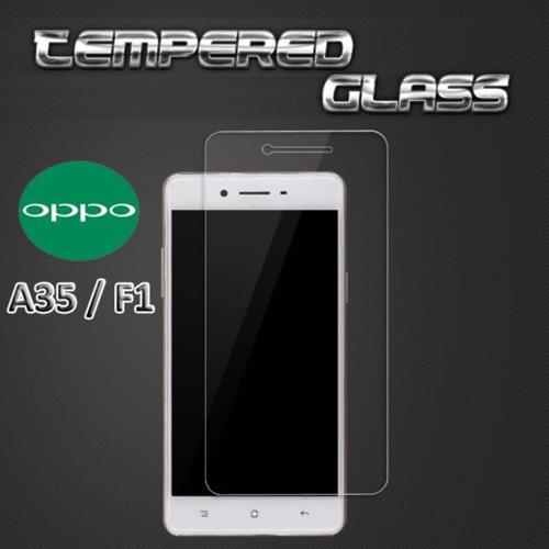 OPPO F1 Tempered Glass / 0.2mm / Clear
