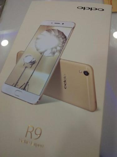OPPO R9 64GB 4GB RAM Rose Gold, 2 mths old only!