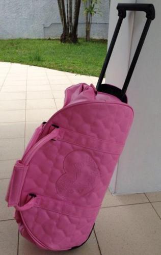 Original Hello Kitty Limited Edition Luggage/Plush toy