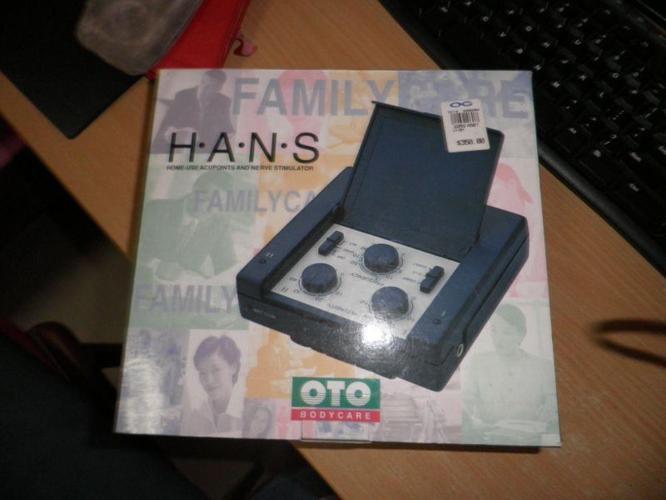 OTO Bodycare H.A.N.S