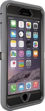 OTTERBOX DEFENDER IPHONE 6 PLUS (BNIB) (GREY)
