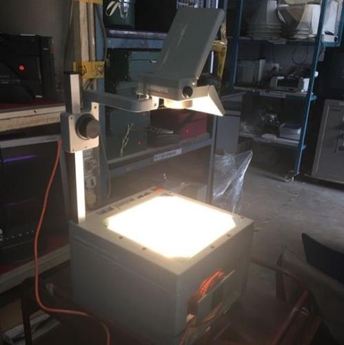 Overhead Projector OHP @ $20