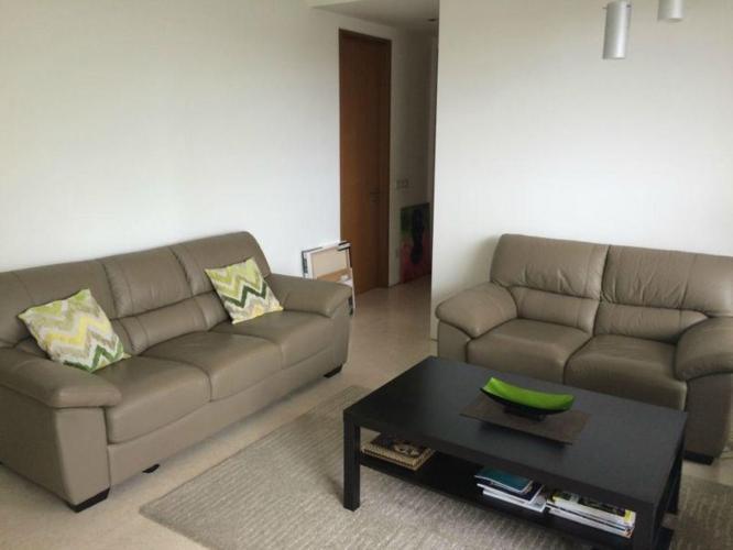 Pair of 3 + 2 seater sofa's