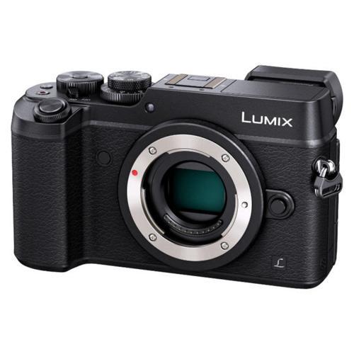 Panasonic DMC-GX8 Lumix Camera Body (Black)