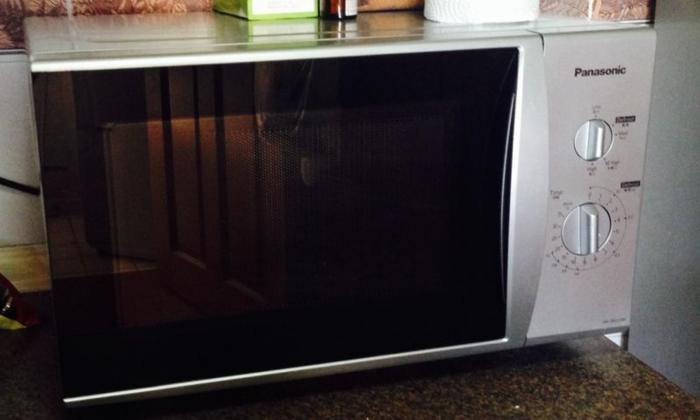 Panasonic Microwave- MOVING OUT SALE