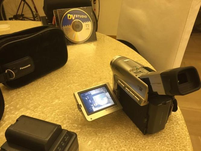 Panasonic Mini-DV Camcorder