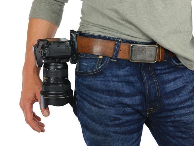 Peak Design Capture Camera Clip with Standard Plate