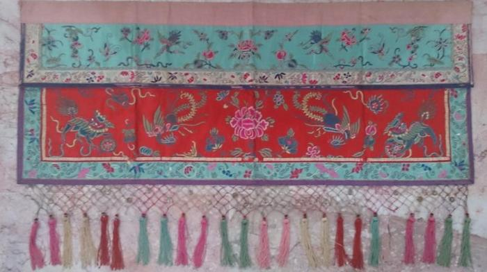 Peranakan Wedding Panel for Sale