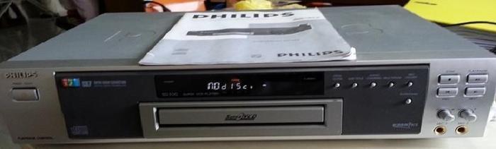 Philip CD player