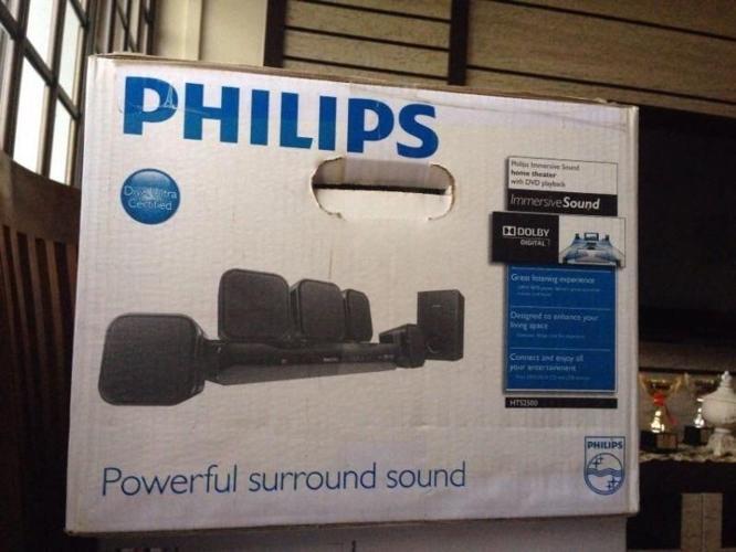 Philips Home Theatre Set