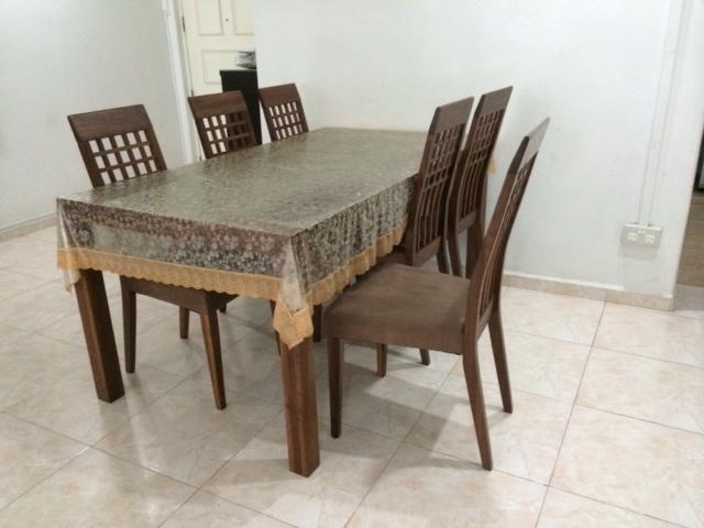 Picket n Rail Dining Table