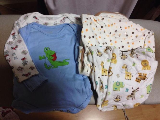 PL baby boy's clothing set $20!