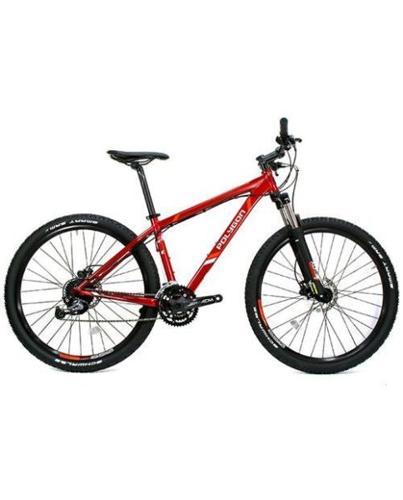 Polygon Xtrada 4 Hardtail Mountain Bike - Red