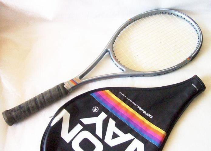 ~~~ PoWeR PacKeD DoNNaY TeNNis RaQUeT OnLy $78~~~