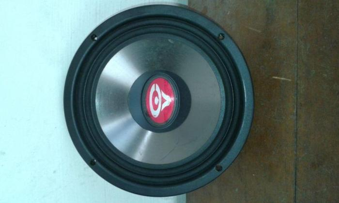 POWERFUL HIGH ENERGY CERWIN VEGA 10 INCH WOOFER ONE PIECE