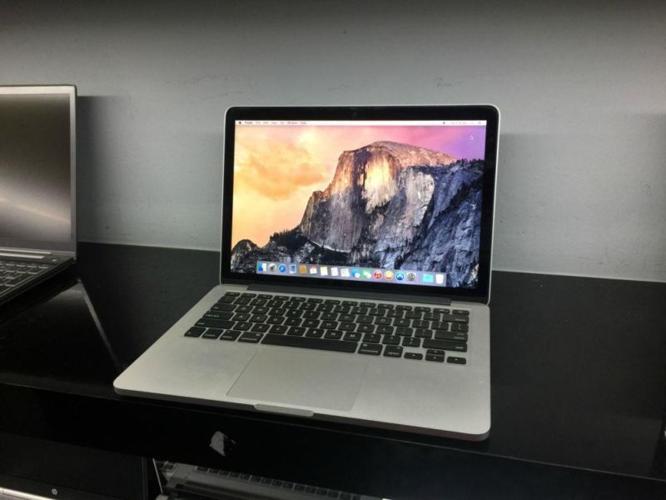 Pre-Owned Apple 13.3Inch Macbook Pro Retina