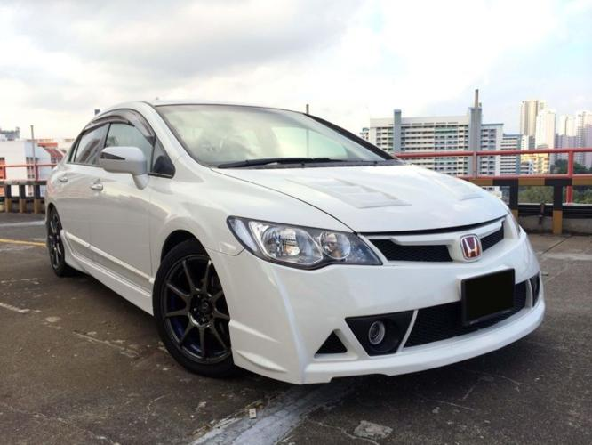 Pre-Owned Honda Civic VTI-S 1.8A