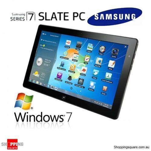 Pre-Owned Samsung Series 7 Slate (700T1A)-A04