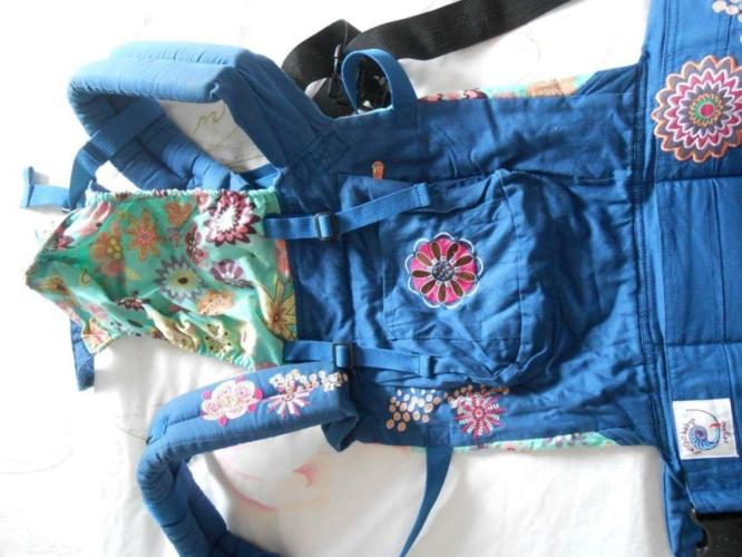 Pre loved Ergo baby organic baby carrier
