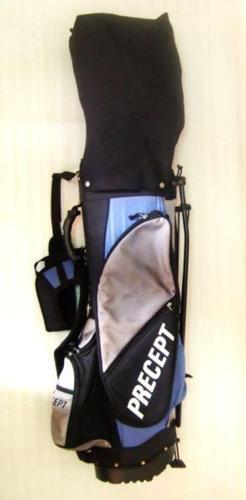 ~~~ PreCEpt NyLOn Golf Bag with Bipods $48 ~~~