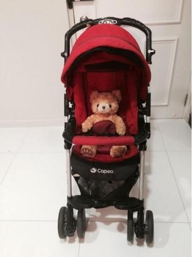 Preloved Capella Premium Stroller