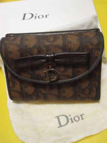Preloved Dior Wallet (Authentic)