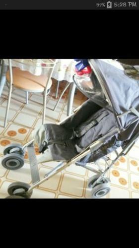 preloved maclaren stroller