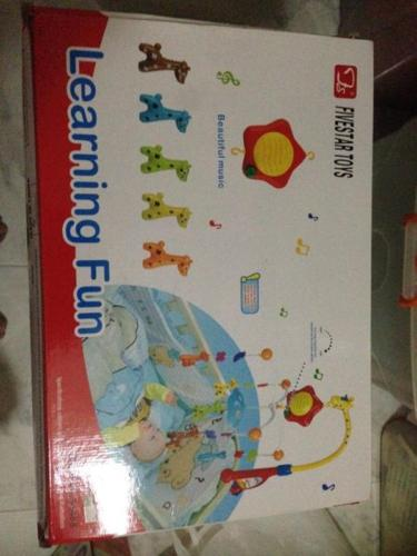 Preloved music toy for baby