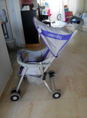 Preloved QQ2 Seebaby Stroller for sale!