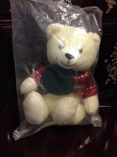 Priced2Clear - Crabtree & Evelyn Holiday Bear