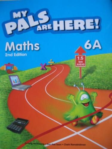 Primary Maths and English Textbooks for Sale in Upper Boon Keng Road