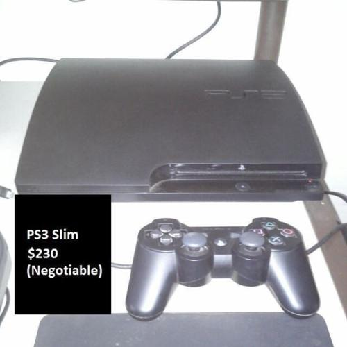 PS3 Console & Free 2 Games