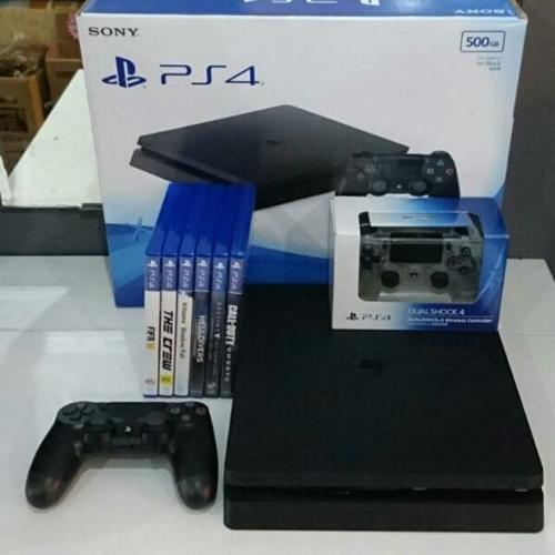 PS3 console, games and accessories
