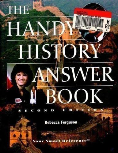 PSLE (The Handy HISTORY Answer Book) by Rebecca
