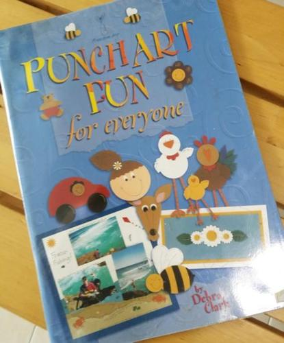 Punch Art Fun For Everyone .... Scarpbooking / Puncher