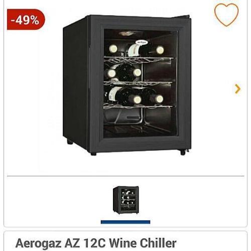 quality aerogaz 12 bot wine chiller promo!!!