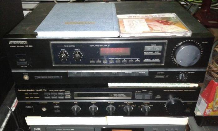 QUALITY SANSUI RECEIVER RZ-590 FM TUNER STEREO