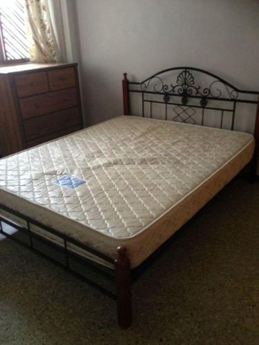 Queen size with Frame