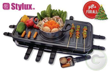 Raclette Fondue Set raclette fondue grill set steamboat for sale in hillview avenue